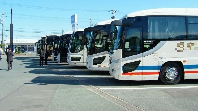 年末年始は、大型バスや高級外車の車両火災が相次いだ・・・(写真はイメージ)