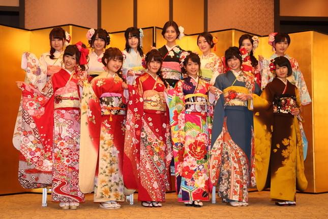 AKB48のメンバー