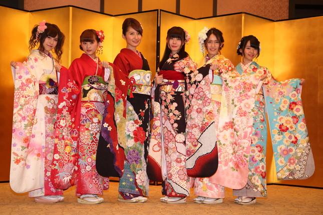 SKE48からは6人が参加した