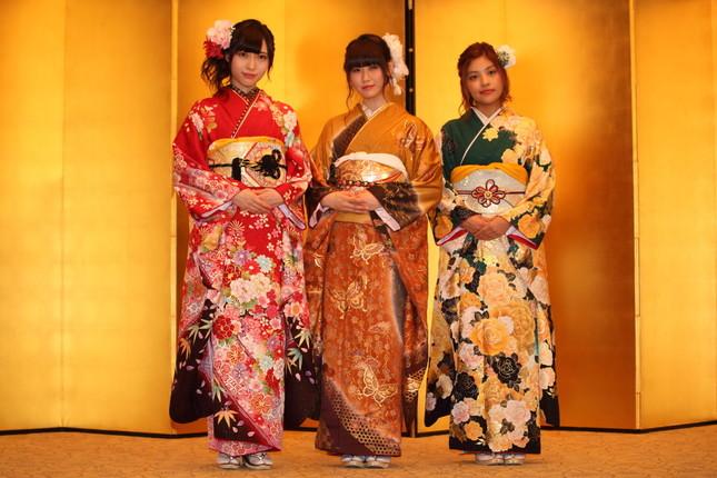 劇場がオープンしたばかりの新潟・NGT48からも3人が参加