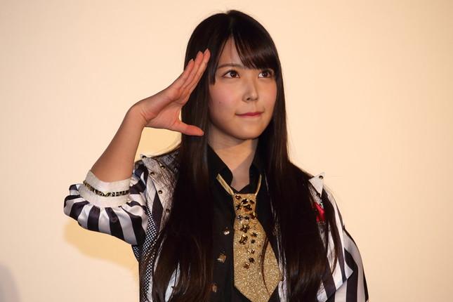 NMB48・白間美瑠さん