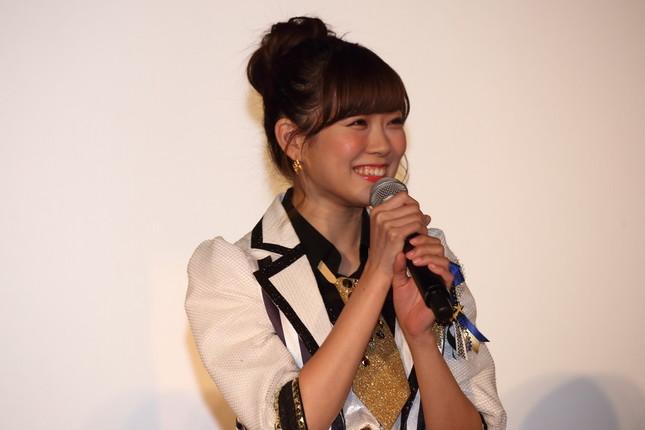 NMB48・渡辺美優紀さん