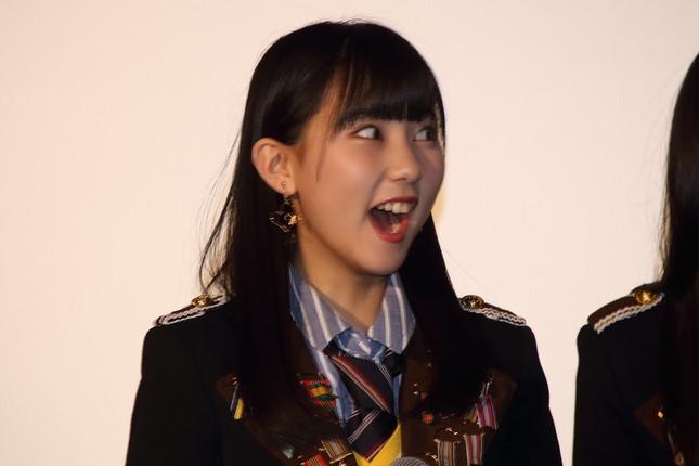 HKT48・田中美久さん