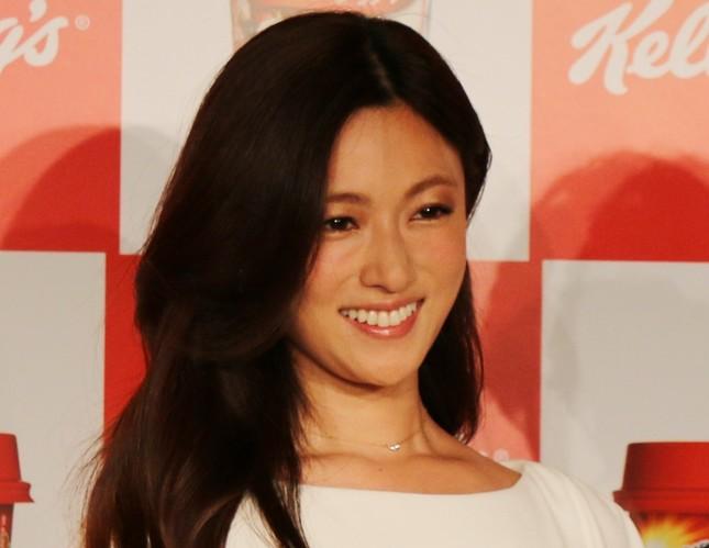 「アラサーダメ女」役で注目集める深田恭子さん(写真は2015年4月撮影)