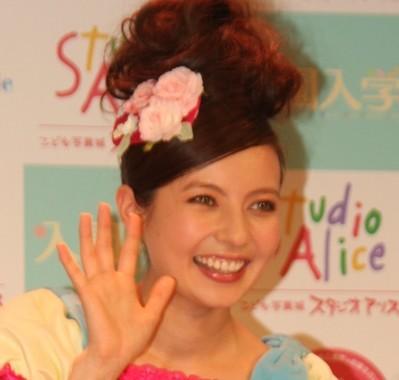 ベッキーさんが川谷さんの妻に謝罪する日は来るのか(2009年2月撮影)