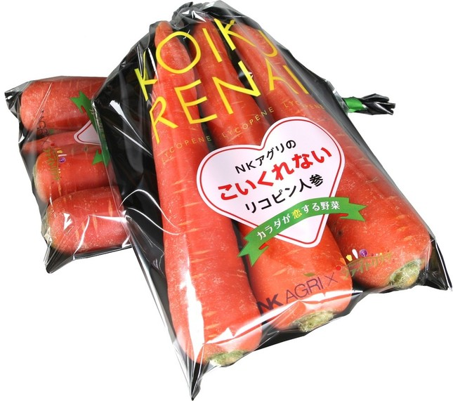 生鮮野菜として「こいくれない」は2015年10月に発売した