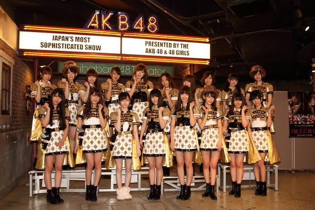 新公演には「チームA」の18人が出演している