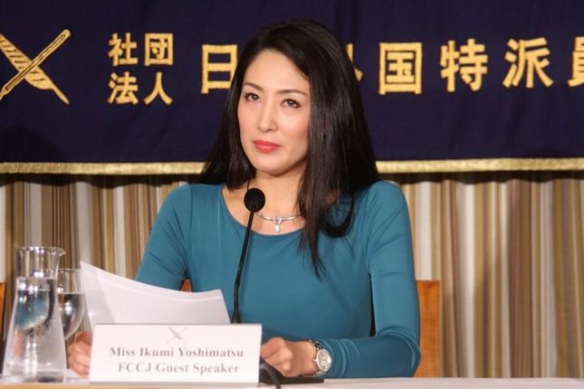 吉松さんが日本外国特派員協会で行った会見の内容も撤回された