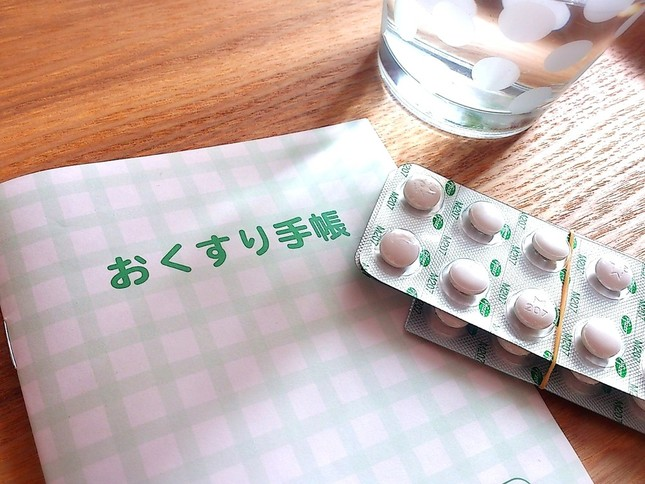 お薬手帳を巡る話題でネット沸く