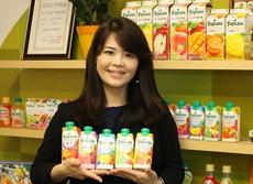 「おいしさには妥協したくない」 「栄養入り」で果実飲料メーカーのプライド