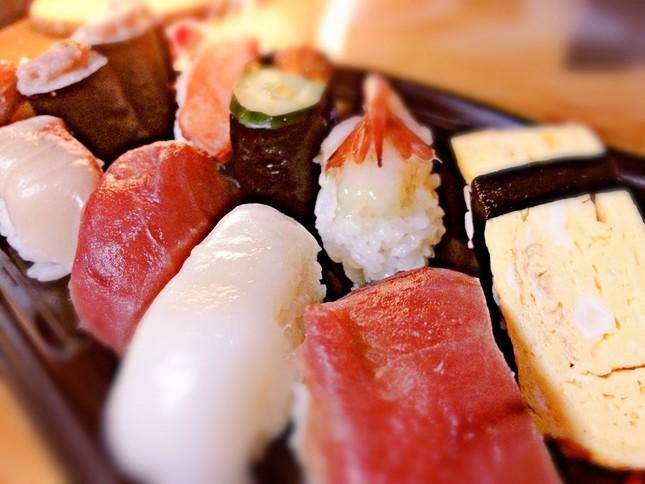寿司の「食べ方」も時代で変わる