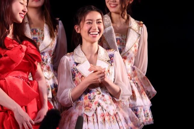 大島優子さんは2期生の「出世頭」だ