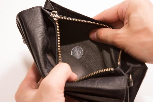 財布に入れていた35万円が無くなる。容疑者は荷物を預けていた病院の正看護師の男だった(写真はイメージ)