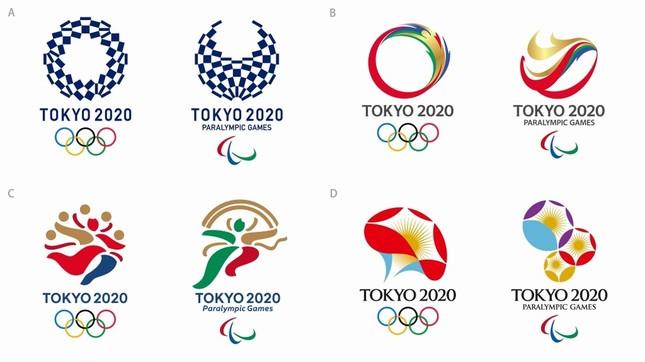 最終候補に選ばれた4作品 (C)Tokyo 2020