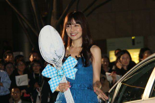 長澤まさみさん(2009年撮影)