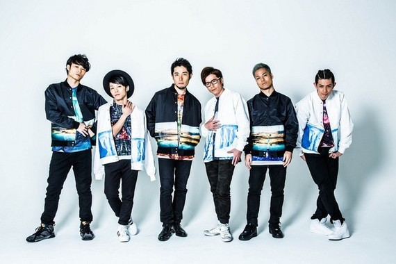 「PERFECT HUMAN」で話題のオリラジ率いるダンス&ボーカルユニット「RADIO FISH」
