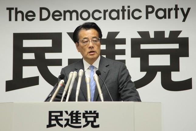 岡田克也代表は現時点では「何か決めたことは何もない」と話しているが…