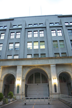 池田氏がゆうちょ銀行のトップに就任したことで、横浜銀行の旧大蔵勢力は影響力を維持できる?(画像は財務省)