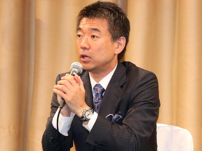 橋下氏の「行列のできる法律相談所」8年ぶりの出演はネットでは「絶対見たい」などと歓迎ムードだ(写真は2015年5月撮影)