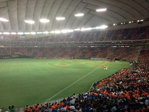 他のスポーツでも違法行為が発覚しており、今後も何が出てくるかわからない(写真は巨人本拠地の東京ドーム)