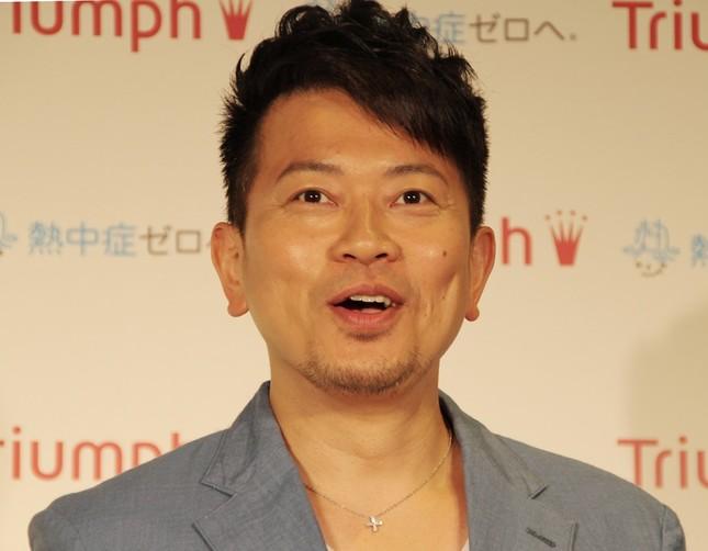 中田さんに「キレたろうか思ってます」とまで話していた宮迫さんだが…(写真は2015年6月撮影)
