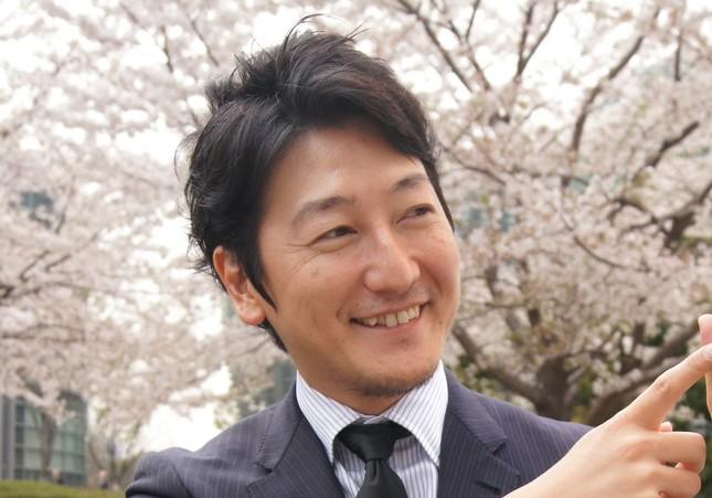 「DV」「不倫」での離婚を否定した堀潤さん(写真は2013年撮影)