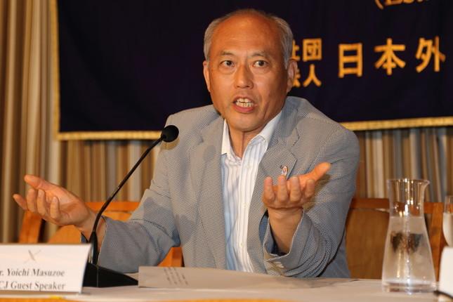 舛添都知事になりすましシューマイ50箱を注文した。「シューマイ」の意味するものは?(2014年7月撮影)