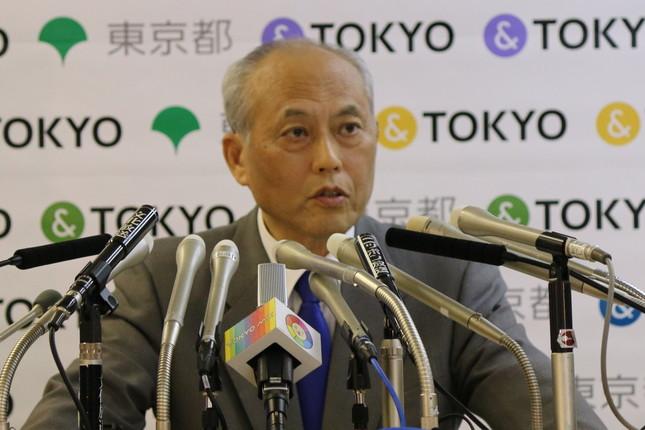 東京都の舛添要一知事のカネの使い方には「ケチ」「セコイ」という評判がつきまとう
