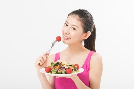 小腹がすいたら野菜を食べよう