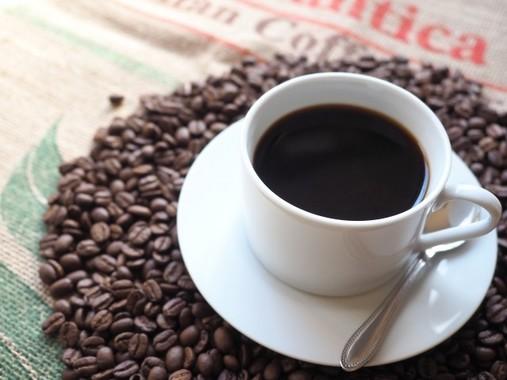 コーヒー飲んで気合入れる、はずだったのに