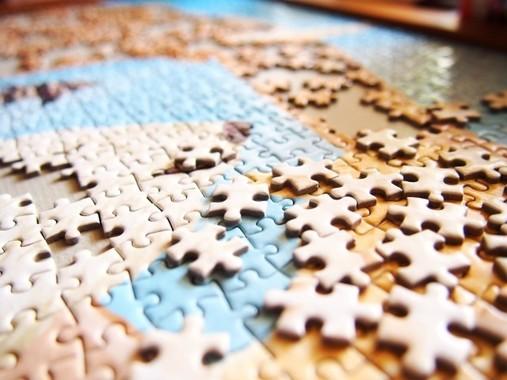 ジグゾーパズルは脳にいいといわれるが…