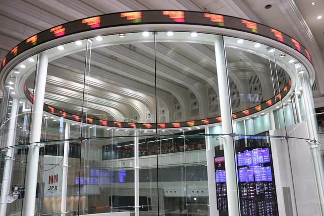 日本経済に、「リーマン・ショック」級の危機が迫っている?(写真は、東京証券取引所)