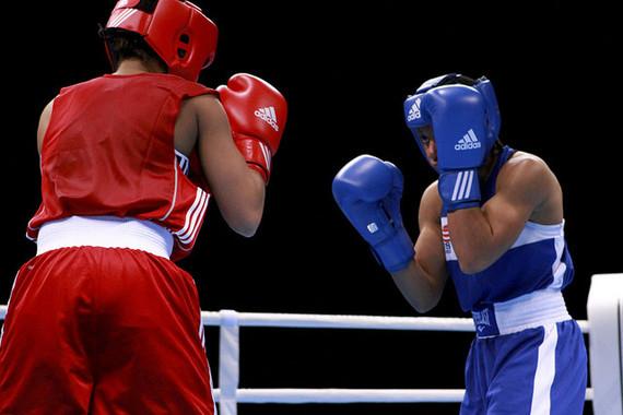 ボクシング(写真はイメージ)