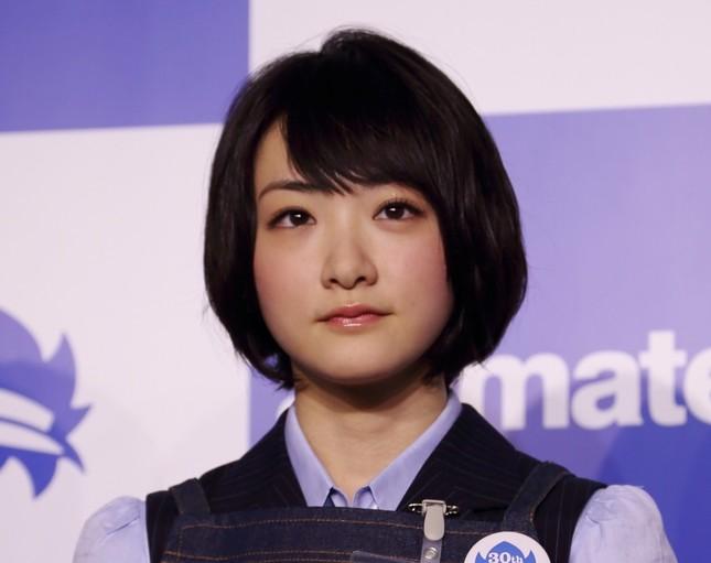 以前から「おそ松さん」好きを公言している生駒さん(2016年3月撮影)