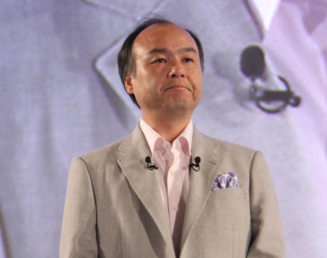 ソフトバンクの孫正義社長(2010年撮影)