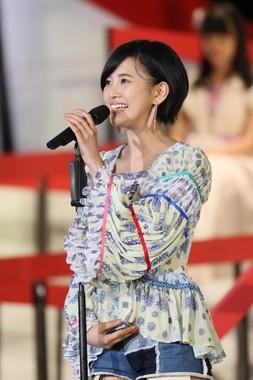 初の「選抜」入りを果たしたHKT48の兒玉遥さん (c)AKS