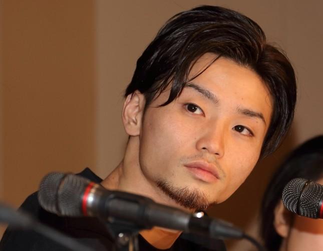 「アトミック・カフェ」のトークイベントに出演予定の奥田愛基さん(写真は2015年9月撮影)