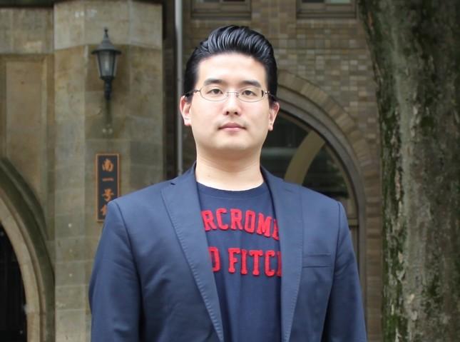 「若者と政治を近づける」ために活動するivote東京代表の桑原稜さん
