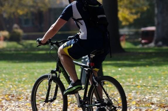 通勤に自転車を使うとさらに効果的