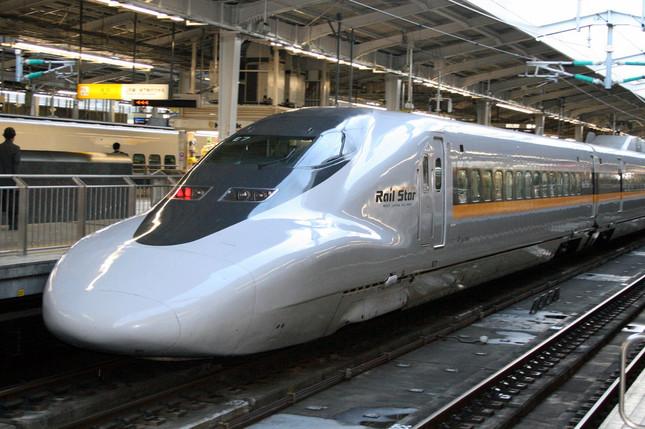 新幹線が止まった原因は「塩分」だった(写真はイメージ)