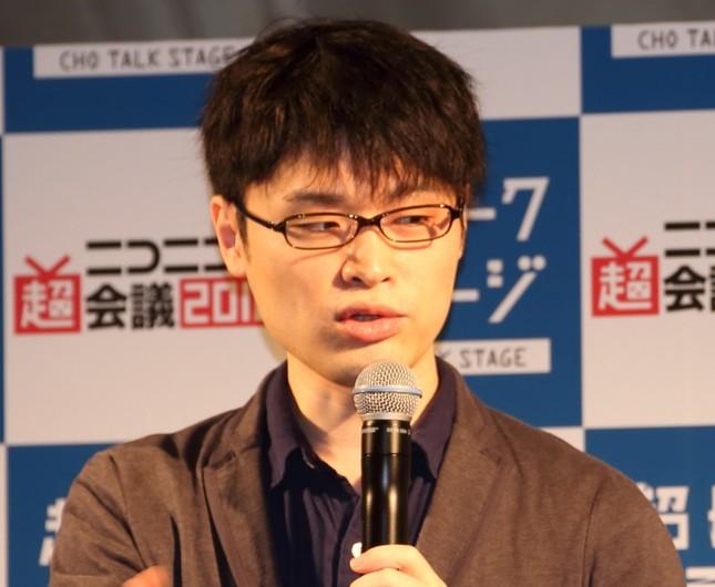 荻上チキさん(写真は2016年4月撮影)
