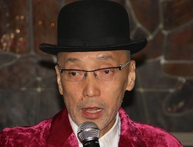 「陣痛」茶化したテリー伊藤に批判殺到(2008年6月撮影)