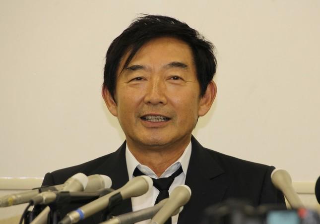 石田純一さん(2016年7月8日撮影)