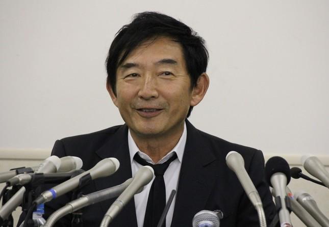 CMやテレビへの露出減で収入激減が予想される石田純一さん(2016年7月8日撮影)