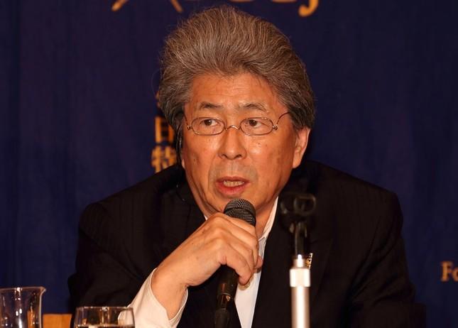 鳥越氏は2016年3月の会見で「表現の自由」の危機を訴えていた