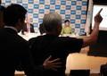 都知事選討論会、「参加条件」に異論相次ぐ 乱入マック赤坂氏は「強制退場」