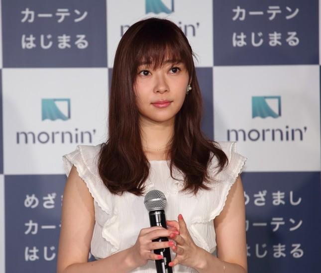 本物の指原莉乃さん(16年7月13日撮影)