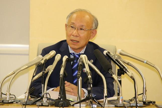 宇都宮健児氏は、鳥越氏の「女性の人権にかかわる問題」に言及