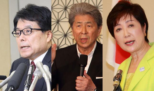 主要3候補による最後のテレビ討論はフジテレビの「みんなのニュース」で行われた