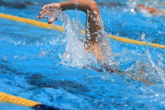リオ五輪で競泳選手が「生理」に触れた(写真はイメージ)